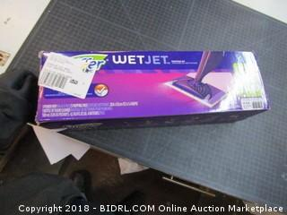 Wet Jet Mopping Kit