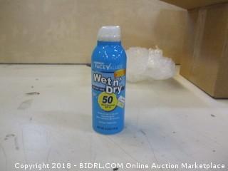 Wet n Dry Sunscreen