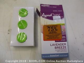 Aroma Care Lavender Breeze Cartridges