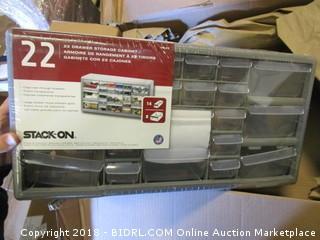 22 Drawer Storage Cabinet