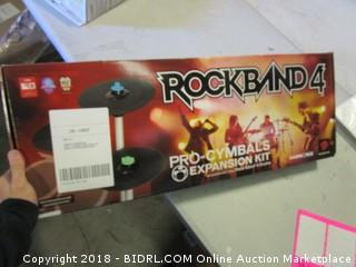 Rockband 4 Pro Cymbals Expansion Kit