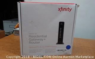 Xfinity Residential Gateway + Router