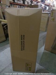 Queen Zinus Memory Foam 8 inch green tea mattress