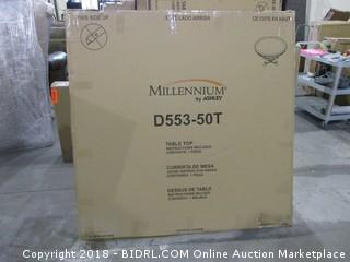 Millennium Table Top MSRP $1100.00