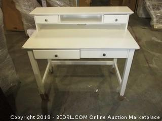 Desk MSRP $825.00
