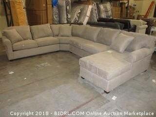 Sectional Sofa MSRP $3840.00
