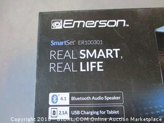 Emerson Smart Set Clock