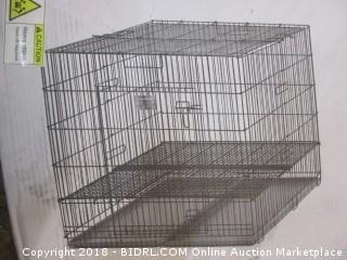 MidWest Homes For Pets Puppy Playpen with Floor Grid (Retail $158.00)