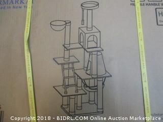 Armarkat Cat Tree Model (Retail $153.00)