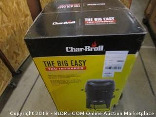 Char-Broil The Big Easy TRU-Infrared Smoker Roaster & Grill (Retail $174.00)