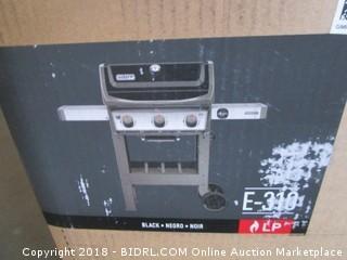Weber 45010001 Spirit II E-310 Gas Grill LP Outdoor, Black (Retail $499.00)
