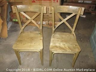 World Market Bistro Chairs