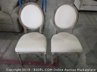 World Market Paige Dining Chairs