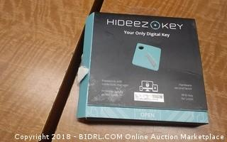 Hideezokey Your only Digital Key