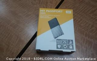 My Passport SSD