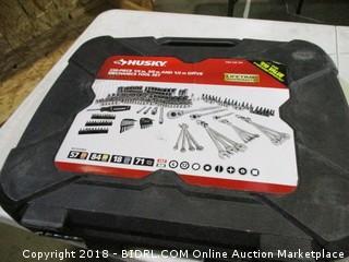 Husky Drive Mechanics Tool Set