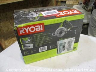 RYOBI Hand Held Tile Saw - Powers On