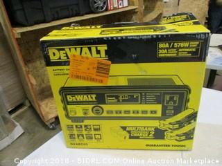 DeWalt Battery Charger and Maintainer