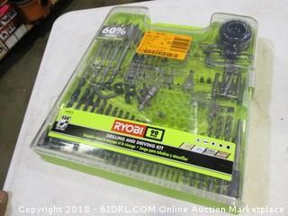RYOBI Drilling and Driving Kit