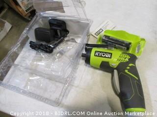 RYOBI Tool - Powers On
