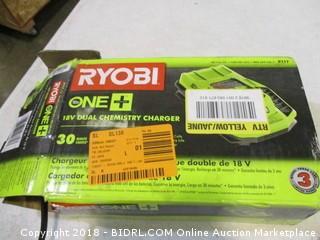 RYOBI Chemistry Charger