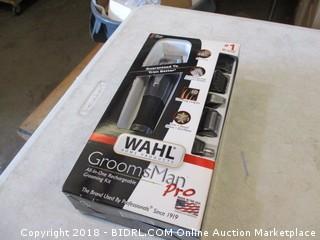 Wahl Grooms Man Grooming Kit