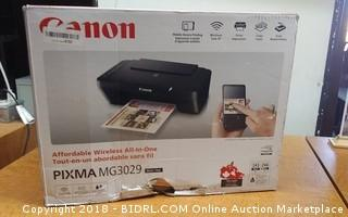 Canon Wireless All in One Printer