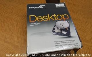 Seagate Desktop Hard Disk Drive