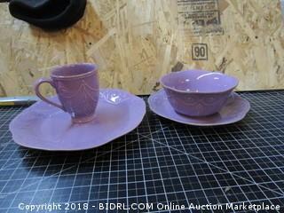 Violet Dishes
