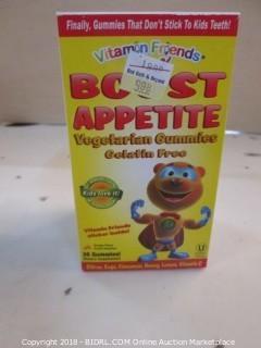 Kids Boost Appetite  Gummies