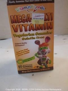 Kids Mega Multi Vitamin