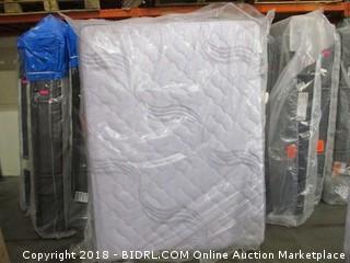 Queen Perfect Sleeper Mattress  MSRP $675.00