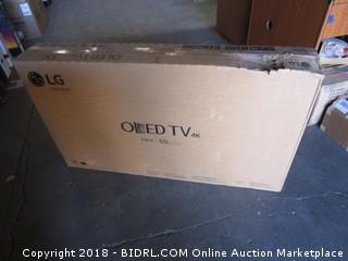 """OLED TV 4K 55 """" LG"""