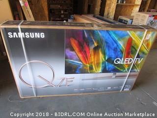 "Samsung  OLED TV  75"""