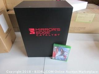 """Mirror's Edge Catalyst Collector""""s Edition - Xbox One MSRP* $60.45 (New In Box)"""