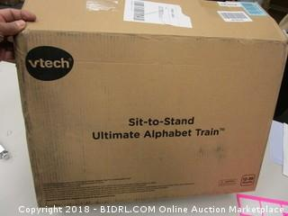 Vtech alphabet train