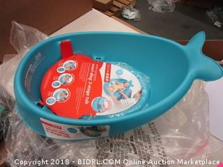smart sling 3-stage tub