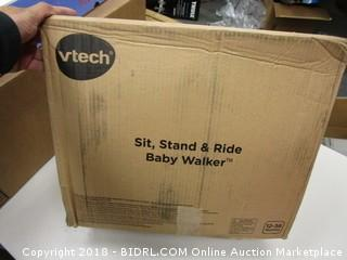 Vtech sit, stand & ride baby walker