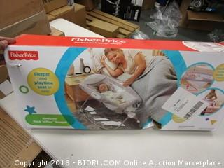Fisher Price newborn rock 'n play sleeper