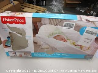 Fisher Price rock 'n play sleeper