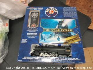 Polar Express Train Set