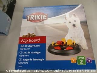 Dog Flip Board