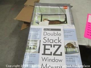 Double Stack Window Mount
