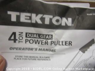 Dual Gear Power Puller