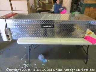 Husky Truck Bed Toolbox- Locked