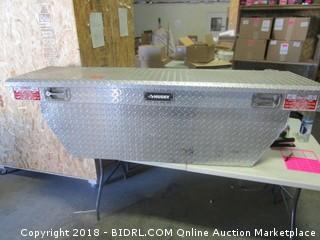 Truck Bed Toolbox - Locked