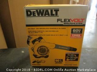 DeWalt Brushless Handheld Blower