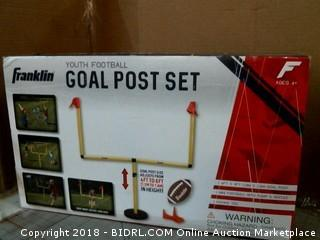 Franklin Goal Post Set