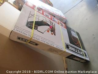 Lifetime 90648 Double Shot Arcade Basketball System (Retail $276.00)