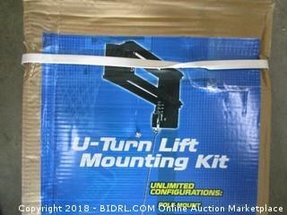 Spalding U-Turn Lift System Bracket (Retail $115.00)